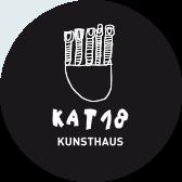 Logo des Kunsthaus KAT18 in Köln