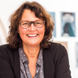 Ulrike Böhm-Troost, Leitung des Kunsthaus KAT18 in Köln